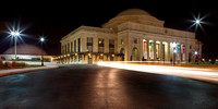 Science Museum at Night 10x20